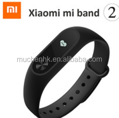Xiaomi Miband 2 Mi Band 2 Fitness Tracker Heart Rate Monitor Bluetooth 4.0 OLED