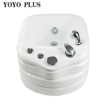 Cheapest Luxury Pedicure Bowl For Nail Salon Equipment