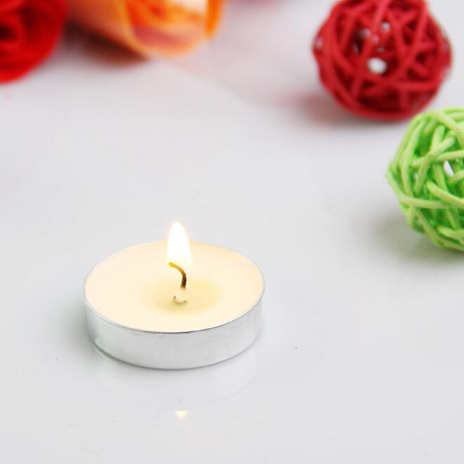 10g Valentine's Day Decoration Pure Paraffin Wax Tealight Candle