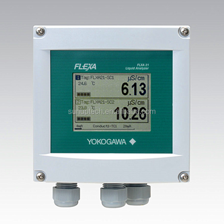 IN STOCK Yokogawa FLXA21 2-Wire Analyzer Liquid Analyzers FLXA21-D-P-D-AA-P1-NN-A-N-LA-N-NN/U Dual Channel Transmitter