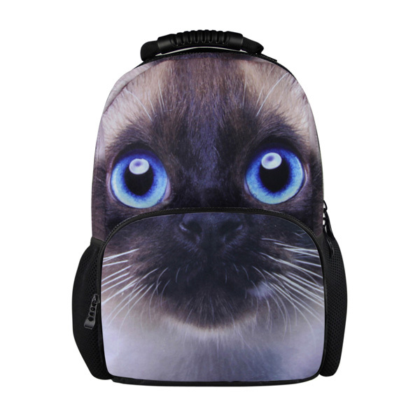 2014 The Popular Waterproof Nylon Backpack Bags canvas painting With <strong>shoulder</strong>