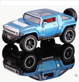 Store opening Hummer HX concept car Maisto 1 24 Alloy Toy Car model 2008 SUV Collection