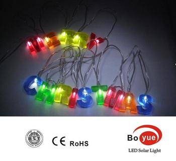 battery operated led letter light led battery fairy light chain led christmas battery light