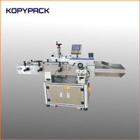 automatic glass milk bottle labelling equipment