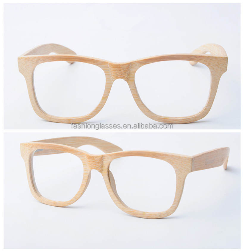 Bamboo Optical Frame For Prescription Glasses,Prescription Lenses ...