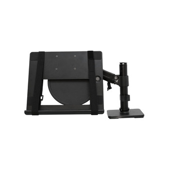 Aluminum Alloy Rotatable Retractable TV Mount Table Stand Moniitor Stand