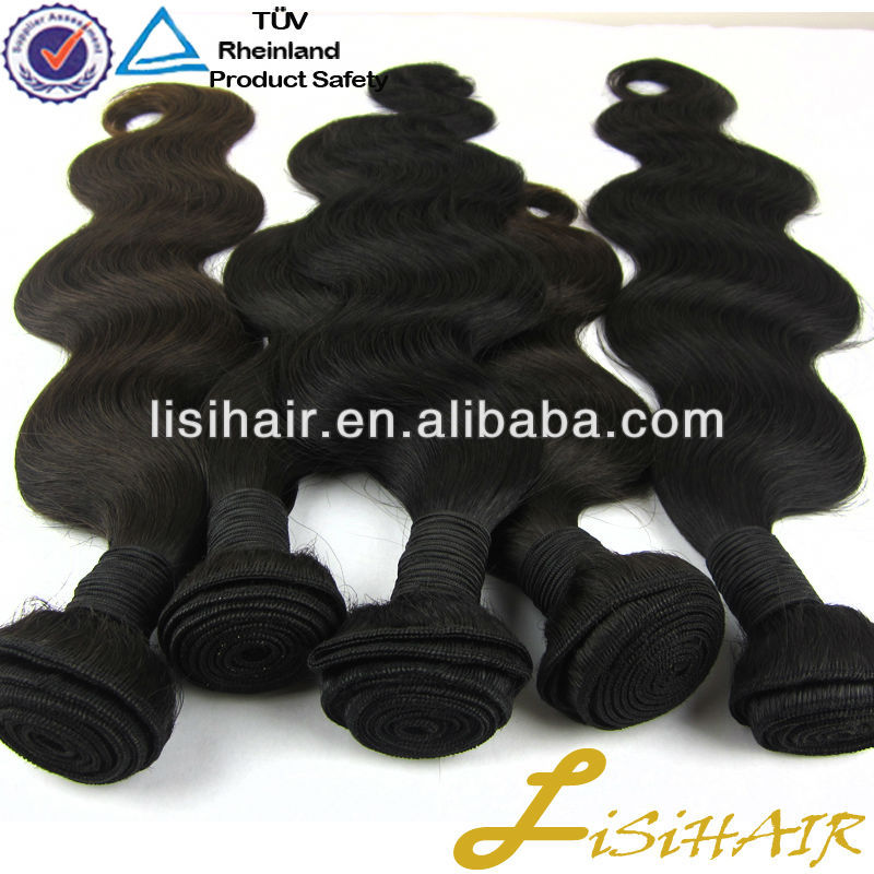 Factory Wholesale Unprocessed Hair/kinky curl remi velvet hair weave