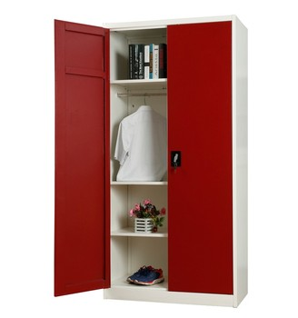 Designer Personal Kids Cupboard Chothes Bedroom Wardrobe Design