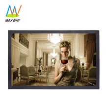 15.4 inch lcd display advertising monitor with 16:10 resolution 1680*1050