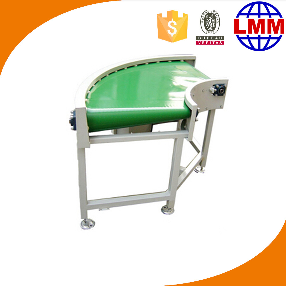 Food conveyor extensible belt conveyor