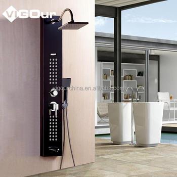 Electric Shower Controls Panels With Shower Bathtub Spout *BS 6852