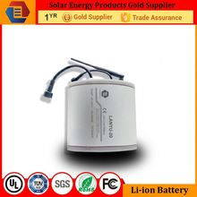 24 volt battery 12ah 25ah 30ah 40ah 50ah 60ah light weight lifepo4 battery packs /LYLIBR12V20B403