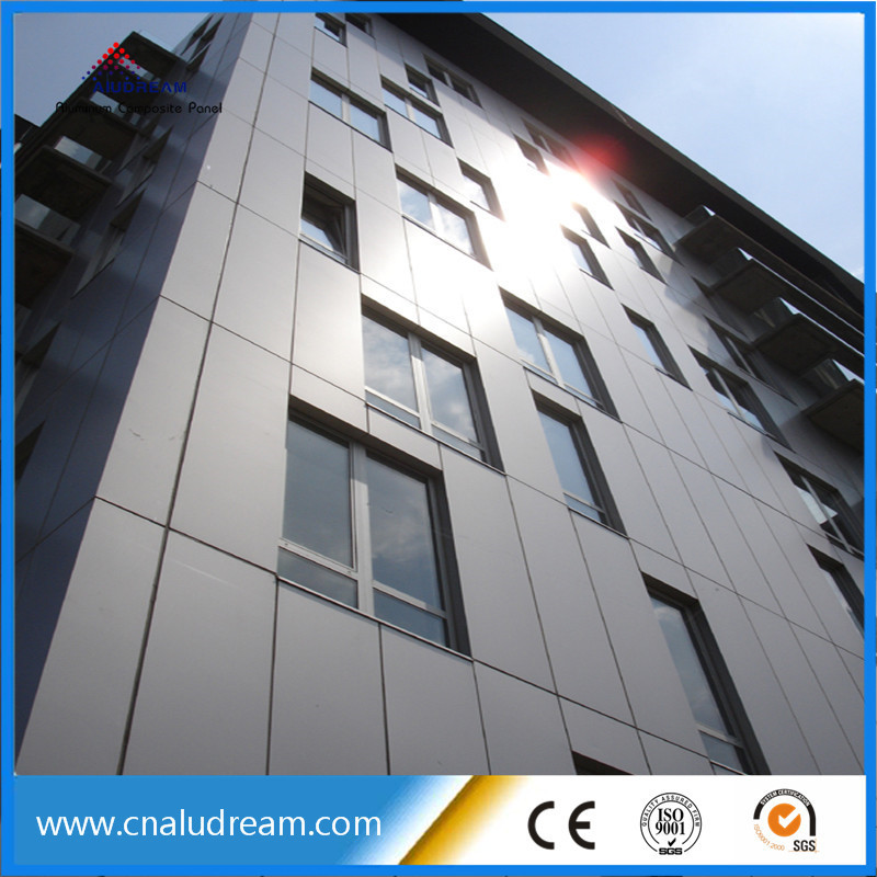 Modern building materials home design for Exterior wall construction materials
