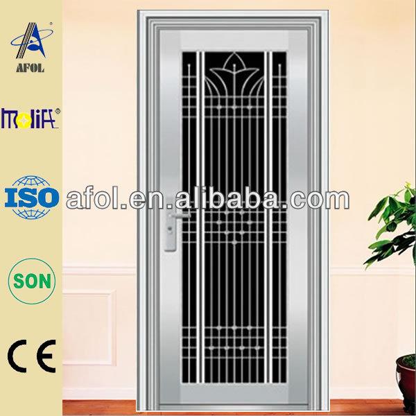 Door gate security front door gate for Ss door design