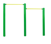 outdoor playground exercise equipment pull up bars