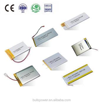 Rechargeable Li Polymer 3 7v 7 4v Non Removable 5000mah Li Po
