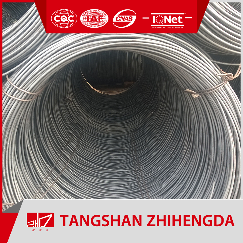 Hot rolled steel wire rod in coils Low Carbon Steel Wire