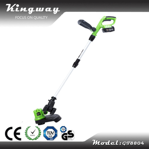 Professional Manufacturer Electric Cordless Lithium Battery Grass Trimmer