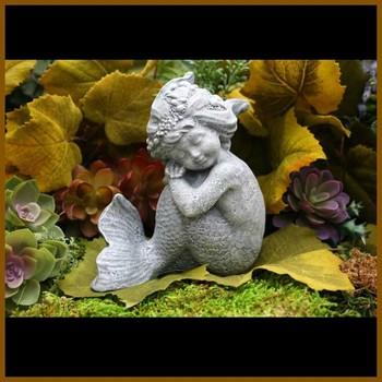 Hand Carved Beauty Little Wooden Sculpture Mermaid Stone Statues Sale Buy Mermaid Statuesmermaid Statues Sale Sculpturewooden Mermaid Stone