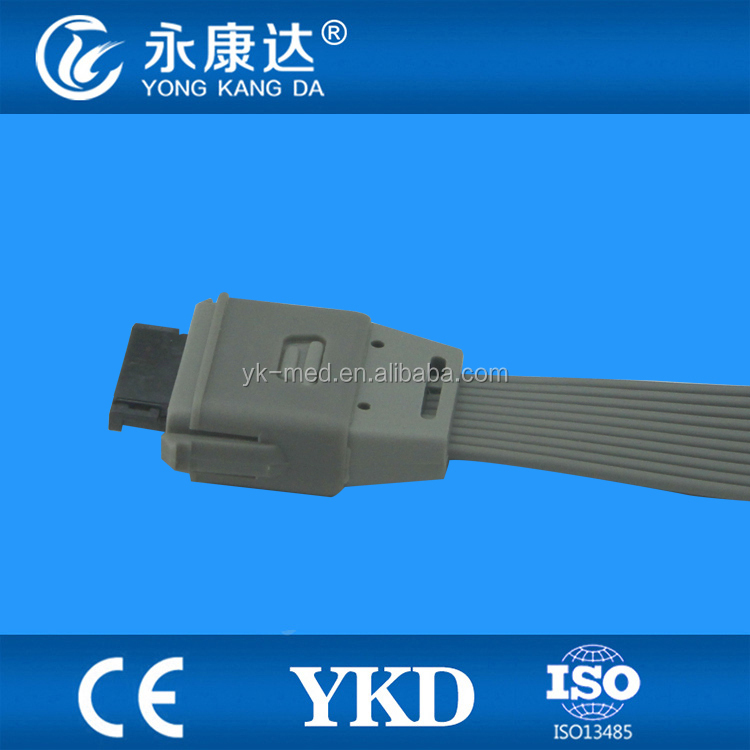 (BI) Biomedical Instruments holter ecg cable with 26pin connector