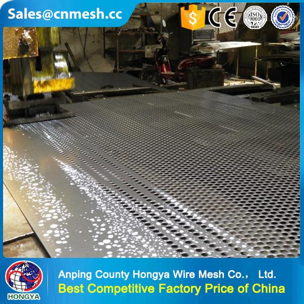 Good quality perforated metal sheets pvc welded wire mesh perforated sheet metal mesh Manufacturer from China