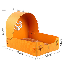 Wholesale Small Beautiful Plastic Pet House For Dog