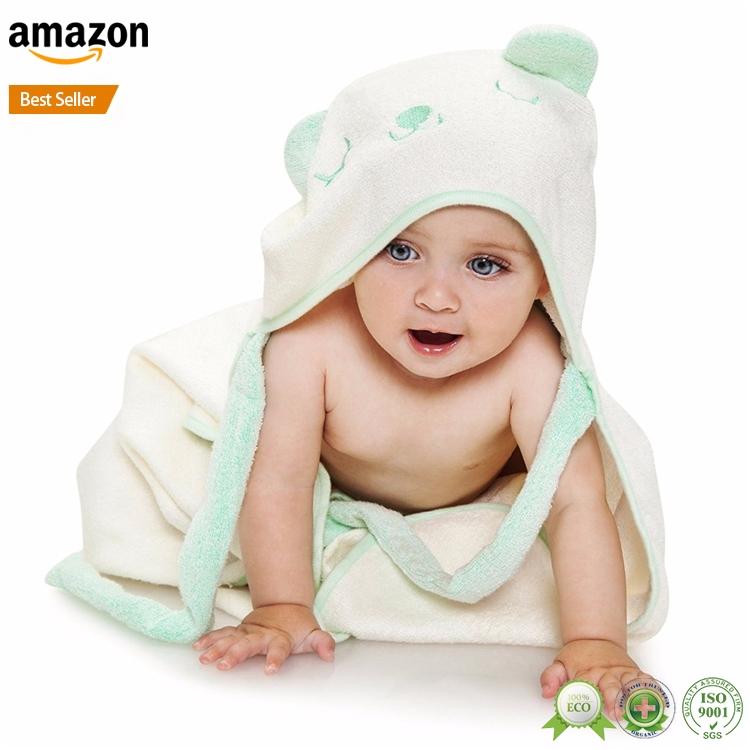 Hot Sale Large Hooded Baby Bath Towel