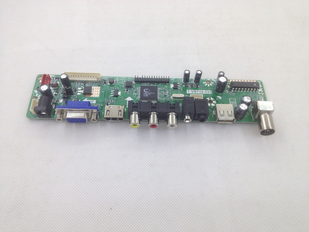 Supply Universal Lcd Led Tv Controller Board V59 - Buy Lcd Led Monitor  Controller Board V59,Lcd Led Display Control Board V59,Usb Led Controller  Board