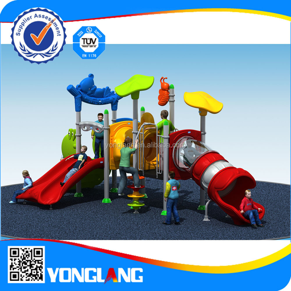 kids plastic outdoor toys outdoor equipment commercial outdoor playground equipment manufacturer