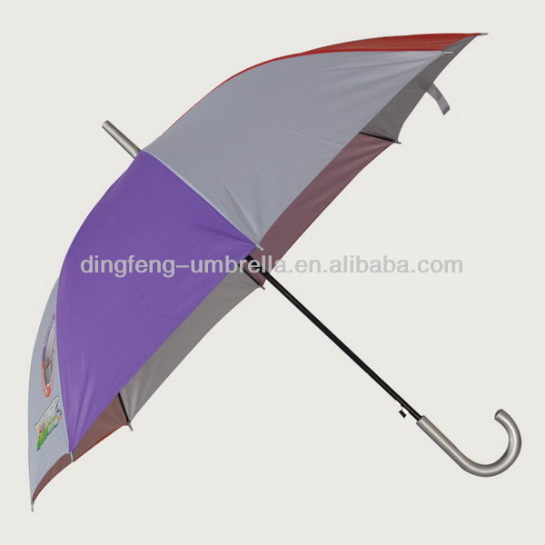 High quality new rad straight umbrella