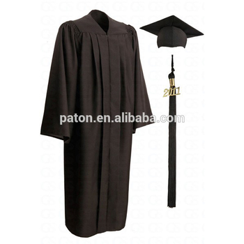 School Uniform/ Graduation Gown For Student - Buy Graduation Gown ...