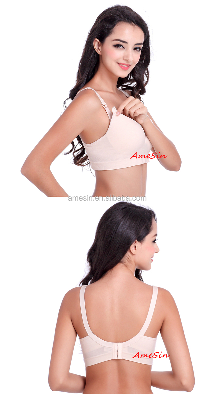 how to properly wear a push up bra