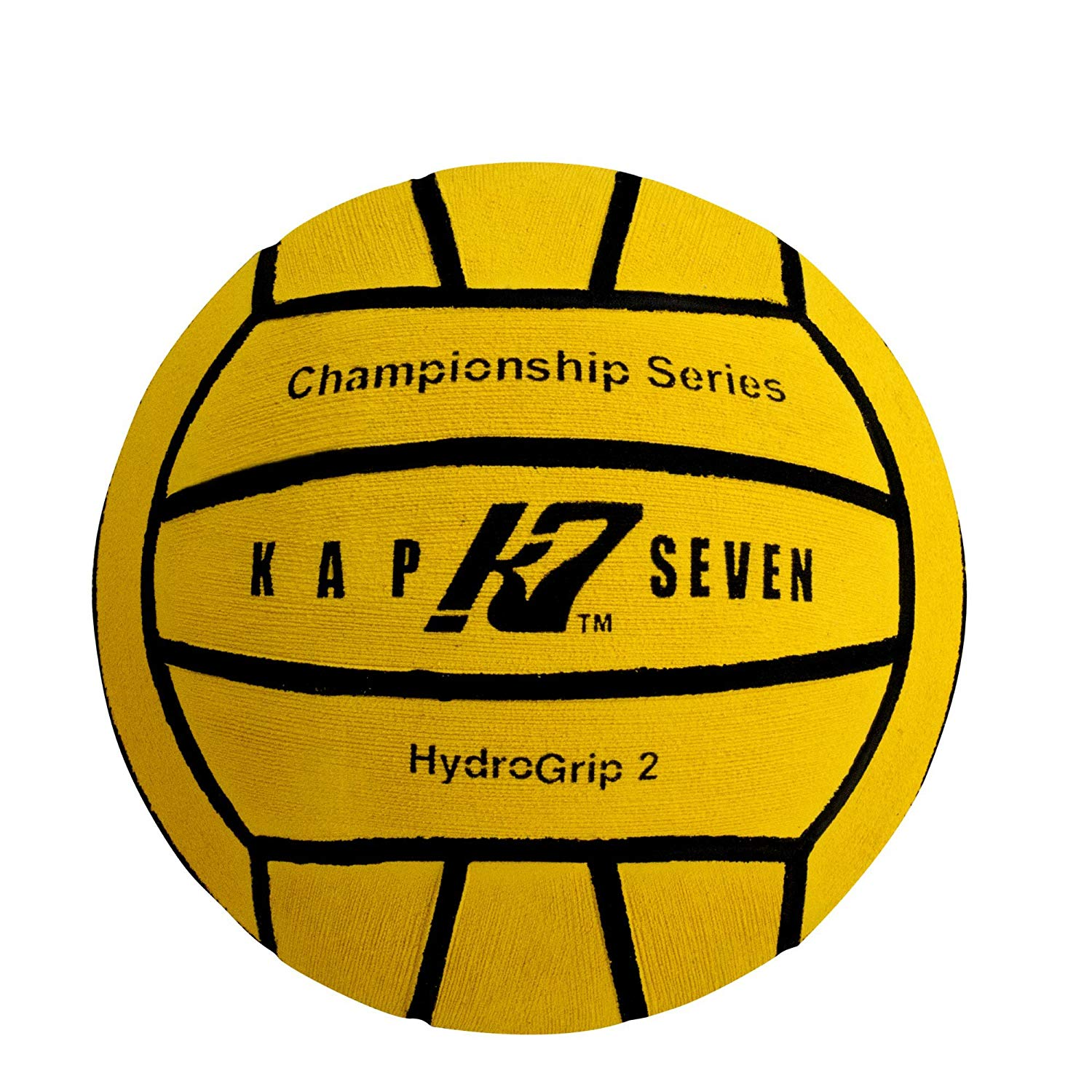 KAP7 Size 2 HydroGrip Water Polo Ball (10U)