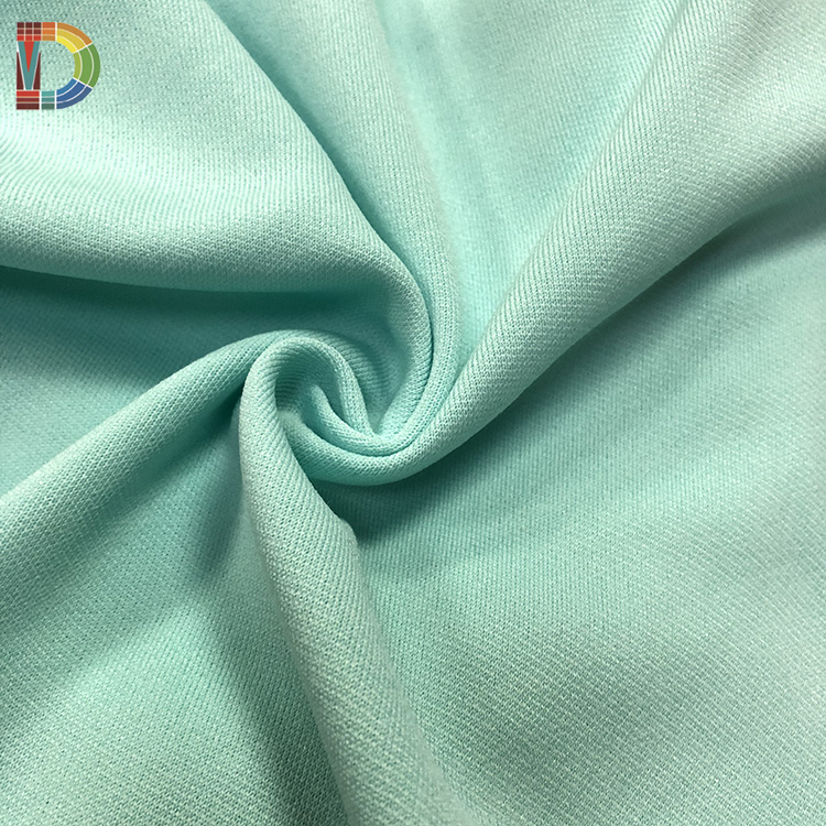 Global test report eco polyester recycled plastic bottle fabric