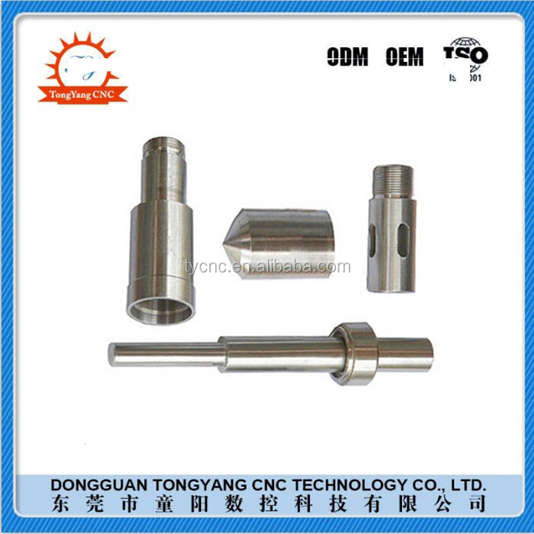 OEM/ODM supplier CNC turning parts with custom material for sale in China