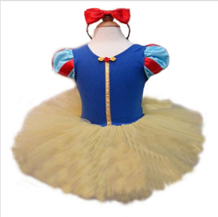 Cosplay font b Children b font Snow White Costumes font b Fancy b font Princess font