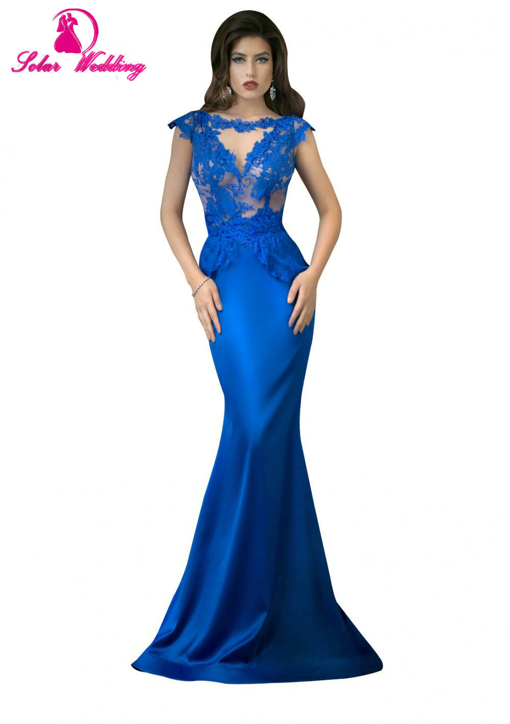 Aliexpress.com : Buy Hot Sale Custom Made 2015 Royal Blue ...