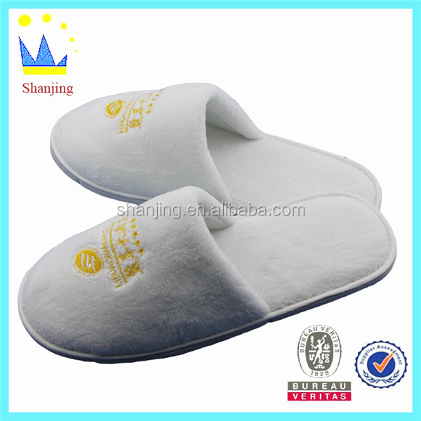 closed indoor hotel eva flat slipper spa clube disposable hotel slipper