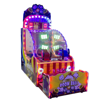 Tand Klopper loterij ticket game machine arcade verlossing prijs game machine