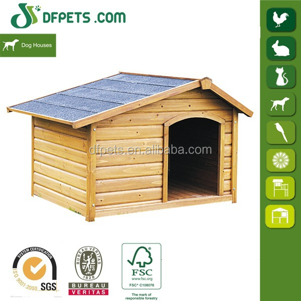 DFPets DFD001 China Manufacture Eco-Friendy Pet Hutch for Dog
