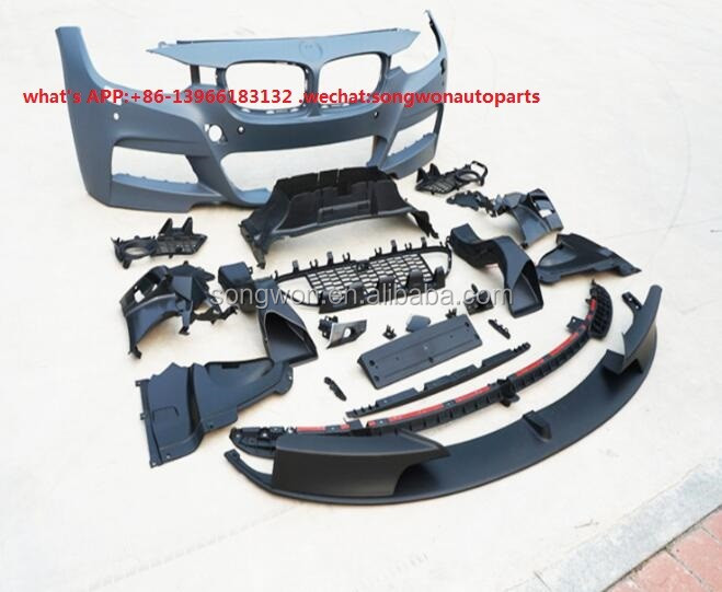 car front bumper for BMW F30 M.performance 318/328/330