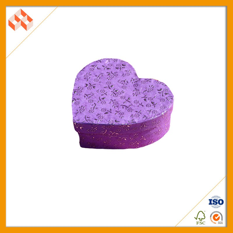 Free sample paper packaging wholesale deco luxury flower box,heart shaped paper packaging box for flowers