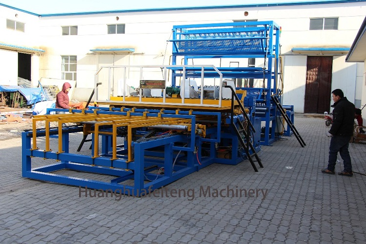 Best price automatic reinforcing wire mesh welding machine