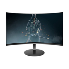 Full hd 23.6 inch ultra thin R2700 curved lcd monitor 144 hz