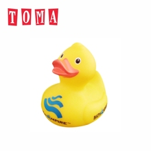 Factory Wholesale Cheap Cute Vinyl PVC Bath Duck Toy
