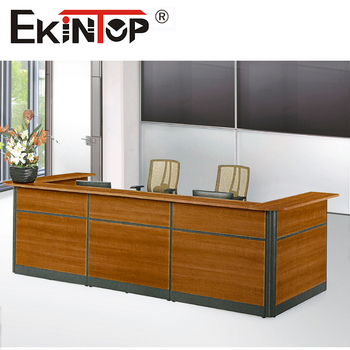 Office Furniture Front Desk Small Reception Km900