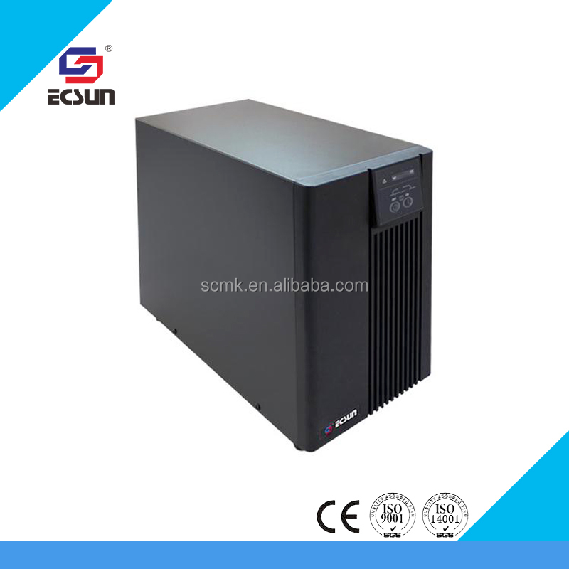 high frequency 3kva 2.4kw 220v price of ups system 12kva 150kva online UPS for computer