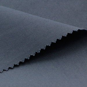 50d polyester argyle pongee fabric for sportswear 500 denier