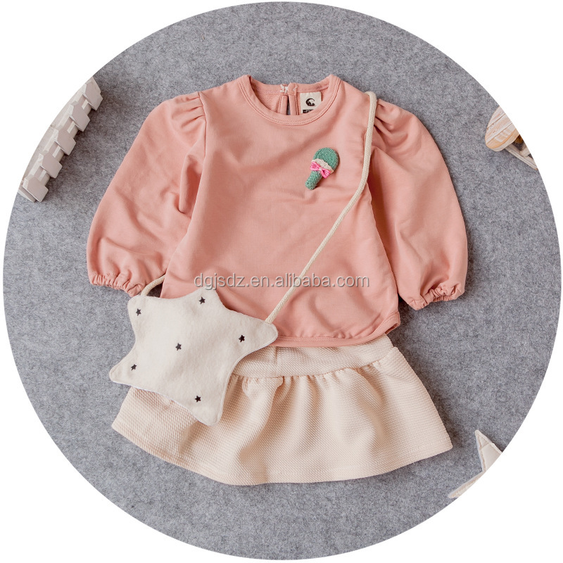 2016 Hot Sale Children Home Wear Clothes Mini Wear Baby Clothes