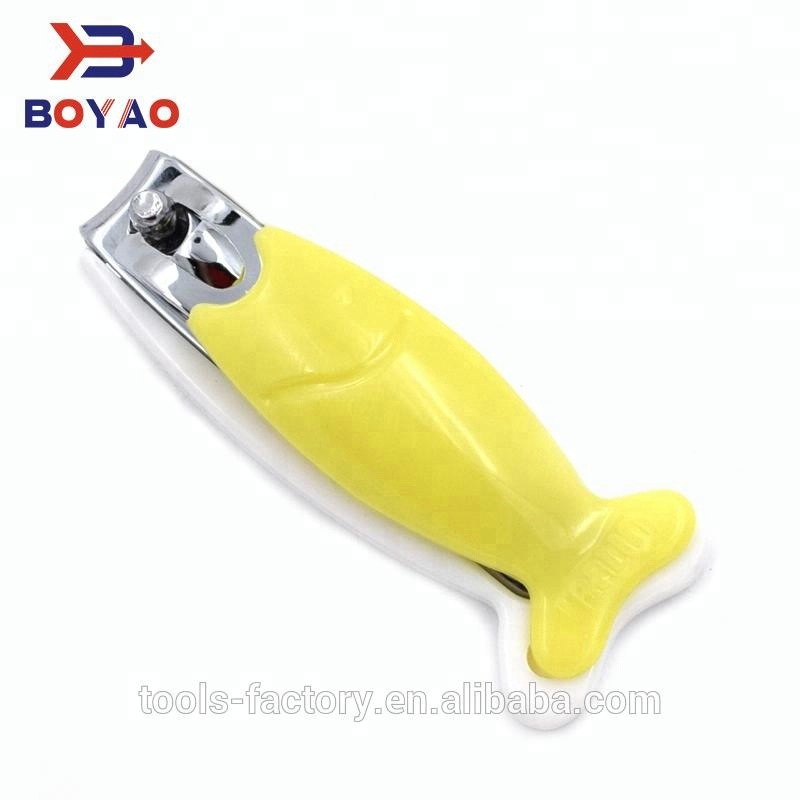 Small Carbon Steel Baby Nail Safety Clipper Cutter